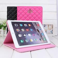 Stand PU Leather Case Cover with Removable Bluetooth Keyboard for iPad Air 2