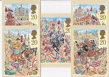 GB - Mint PHQ Cards - 1989 - The Lord Mayor's Show