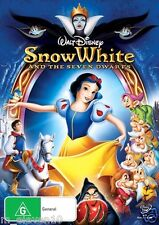 SNOW WHITE AND THE SEVEN DWARFS : NEW Disney DVD
