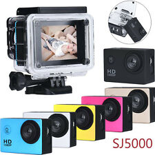 SJ5000 1080P Full HD DV Sports Recorder Waterproof Action Camera Mini Camcorder