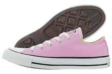 Converse Chuck Taylor All Star OX 153875F Icy Pink Canvas Shoes Medium Women