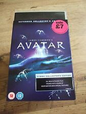 Avatar ... Extended Collector's Edition ... 3 DISC SET (DVD, 2010)