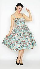 Bernie Dexter Paris Dress in for the Record 50s retro