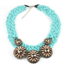 Pendants fashion vintage jewelry handmade choker party necklace for women