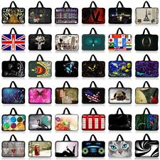 "Many Style 15"" 15.4"" 15.6"" Laptop Computer Bag Case Sleeve Netbook Hide Handle"