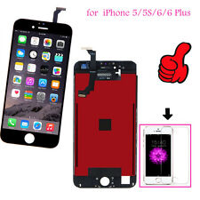 LCD Touch Screen Digitizer Framed Assembly For iPhone 5/5s/6 & Screen Protector