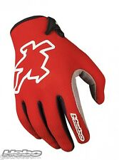 NEW HEBO RED TRIALS GLOVES (ALL SIZES) LIGHT WEIGHT BETA MONTESA BULTACO OSSA