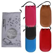 Cow Leather Cover Bag Pouch For Sony Playstation PS Vita PSV 2000 1000 PCH-2000