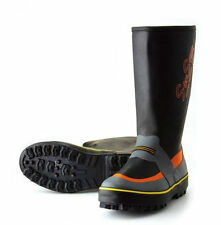 Mens Waterproof Rubber Boots Ideal for Fresh Water Fishing Mesh Inside