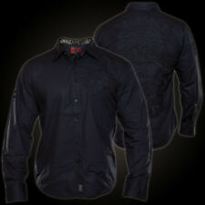 Rebel Spirit Shirt LSW131455 Black