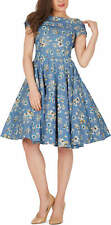 BlackButterfly 'Serena' Vintage Eden 50's Rockabilly Pin up Swing Prom Dress