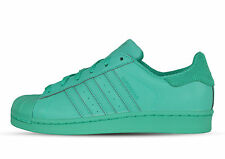 Adidas Superstar Adicolor mint green S80331 - Trainers + new + various sizes