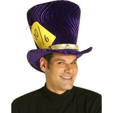 Adult Deluxe Alice Mad Hatter Costume Hat
