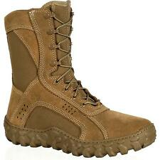 Rocky Tactical S2V Military Boot Coyote Brown USA Made