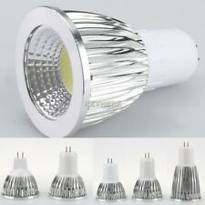 GU5.3 MR16 LED Bulb SMD COB Lamp 6W 9W 12W Dimmable Spotlight Cool/Warm White