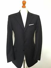 Mens Timothy Everest Bespoke Grey Suit Size 38 40
