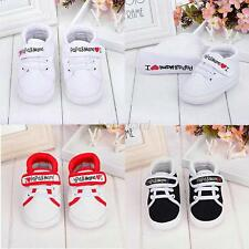 0-18M Toddler Infant Kids Baby Girl Boys Sneaker Shoes Soft Sole Cute Shoes Hot