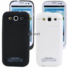 3200mAh Power Bank Backup Battery Charger Case For Samsung Galaxy S3 i9300 EA77