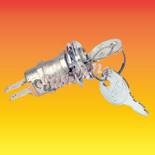 """Ignition Switch Magneto, 2 Positions, 2 Terminals, 5/8"""" Hardware. On/off switch,"""