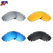 MRY POLARIZED Sunglass Lens Replacement For-Oakley Jawbone Vented - 4 Colors