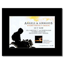 ANGELS AND AIRWAVES - Everythings Magic Matted Mini ...