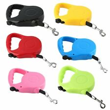 New For Training 3M/5M Long Retractable Dog Pet Lead FE
