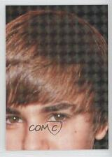 2011 Panini 20 Holokote Parallel #38 Justin Bieber Non-Sports Card 1d0