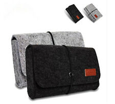 Mac Power Mouse Felt Digital Electronic Product Storage Cases Protect Bag