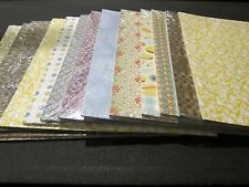 BRAND NEW Sealed RETIRED Stampin Up 12x12 designer series paper DSP Pack
