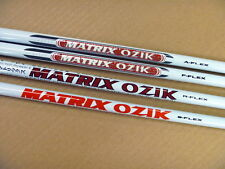 New Matrix Ozik Limited Edition Driver Shaft W Taylormade SLDR Adapter Pick Flex