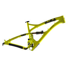 2016 Yeti Cycles SB5C Carbon Mountain Bike Frame - Lime **SPECIAL**