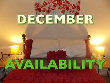 Romantic break,holiday let in  North Wales Snowdonia Availability in December