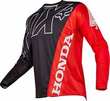 Fox Racing Mens 360 Honda Motocross MX Riding Jersey