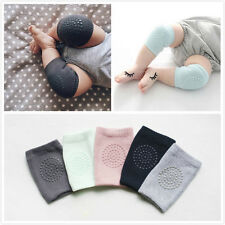1Pair Home Baby Knee Pads Crawling Protector Leg Kids Short Kneecaps Support