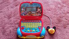 Mickey Mouse Clubhouse Kids Electronic Laptop With Mouse Disney