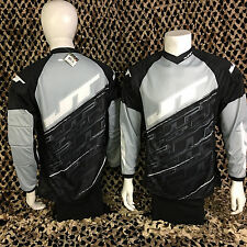 NEW JT Padded Tournament Paintball Jersey - Grey