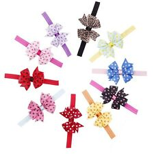 Cute Baby Girl Toddler Headband Bowknot Sequin Hair band Headwear Lot Wholesale