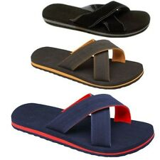 New Mens Dunlop Extra Soft In sock Summer Beach Mule Sandals Casual Shoes