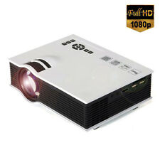 TS-40 1800lumens 1080P HD LED Mini Home Multimedia Projector WIFI HDMI USB Video