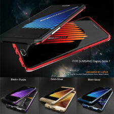 Luxe Thin Aluminum Metal Bumper Frame Cover Case Skin for Samsung Galaxy Note 7
