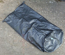 BRITISH ARMY SURPLUS ORTLIEB BLACK DRY BAG,HD PU MATERIAL, SMALL TO LARGE,UK