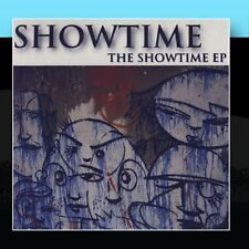 The Showtime EP Showtime CD