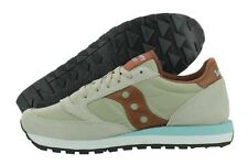 Saucony Jazz Original S2044-346 Classic Nylon Suede Shoes Medium (D, M) Men