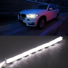 2Pcs 16smd Dual Color Led Daytime Running Lights Turn Signal Lamp Bulbs FE