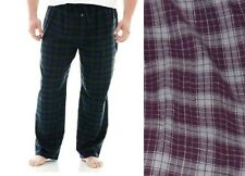 The Foundry Mens Big Tall Flannel Sleep Pants plaid cotton size XLT 4XL 2XLT NEW