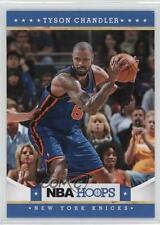2012-13 NBA Hoops #18 Tyson Chandler New York Knicks Basketball Card 0b3