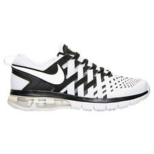Nike Fingertrap Air Max Mens Training Size Black White Shoes 644673 011