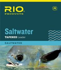 Rio Products Fly Fishing Saltwater Bonefish / Permit Tapered Leader