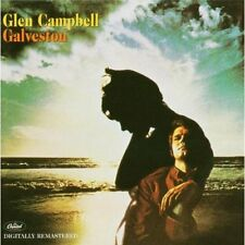 Galveston Glen Campbell Audio CD