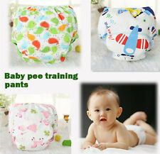 Reusable Hot Cloth Diaper Leakproof Nappy New Baby Washable Diaper Adjustable